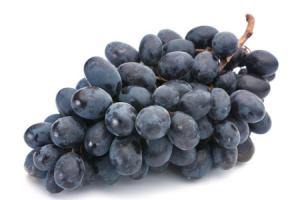 merkloos bij nettorama blauwe druiven 500gram