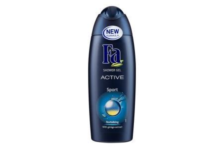 fa showergel active sport