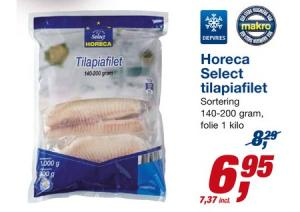 horeca select tilapiafilet