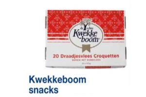 kwekkeboom snacks