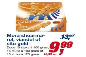mora shoarmarol viandel of sito gold