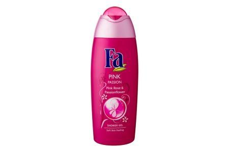 fa showergel pink passion