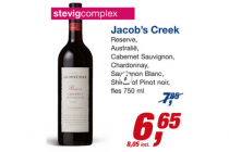 jacobs creek wijnen