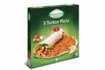 mekkafood turkse pizza 3stuks