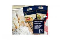 parmigiano reggiano 100 gram geraspt of vlokken