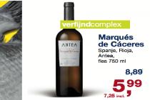 marques de caceres wijn