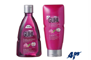 guhl shampoo of conditioner