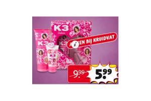 k3 geschenkset