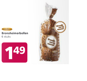 korengoud bronsheimerbollen