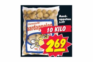 consumptieaardappelen 10kg