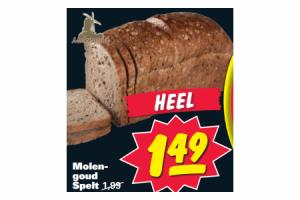 molengoud spelt