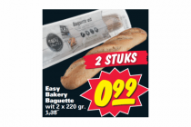 easy bakery baguettes