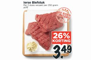 ierse biefstuk