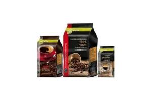 plus koffie fair trade  filter bonen of  plus moment bonen