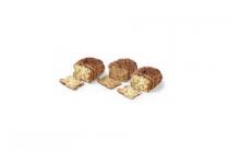 muesli  rozijnen  of krentenbrood
