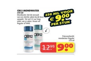 cb12 mondwater