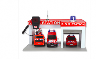 s.o.s. station politie of brandweer