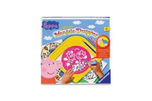 peppa junior mandala designer