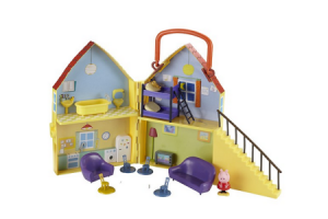peppa speelhuis