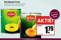 del monte fruit in blik 825 gram