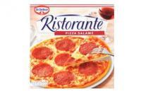 dr. oetker ristorante pizza salame