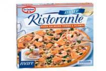 dr. oetker ristorante pizza mare salmone tonno scampi