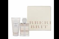burberry geschenkset brit femme