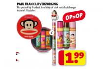 paul frank lipverzorging