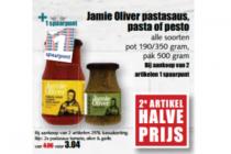 jamie oliver pesto of pastasaus
