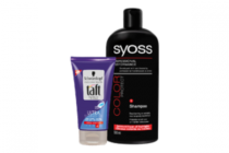syoss shampoo of conditioner of taft styling