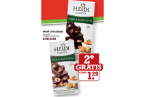 heidi grandor chocolade alle soorten 80100gram