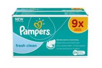 pampers billendoekjes multipak
