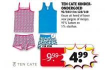 ten cate kinderondergoed