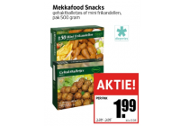 mekkafood snacks