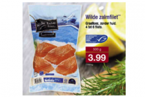 golden seafood wilde zalmfilet