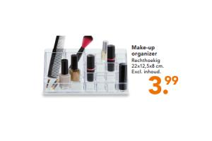 make up organizer rechthoekig