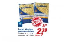 lamb weston premium frites