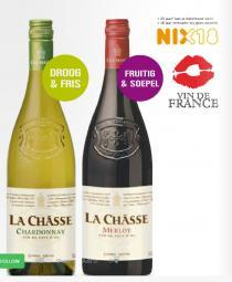 la chasse franse wijn