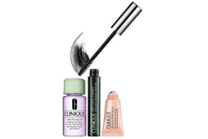 high impact mascara plus all about eyes serum 5 ml plus take the day off 30 ml