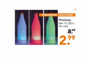 fleslamp
