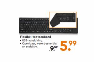 flexibel toetsenbord
