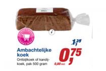 ambachtelijke koek