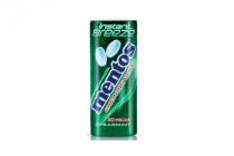 mentos gum instant breeze spearmint