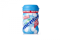 mentos chewy bottle mint