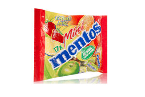 mentos mini fruit