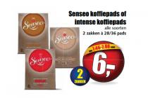 senseo koffiepads of intense koffiepads