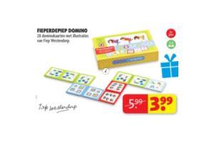 fieperdepiep domino