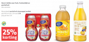 heros liefde voor fruit fruitontbijt en portiefruit