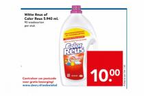 witte reus of color reus 5940 ml 90 wasbeurten