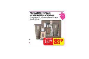 the master perfumer geschenkset